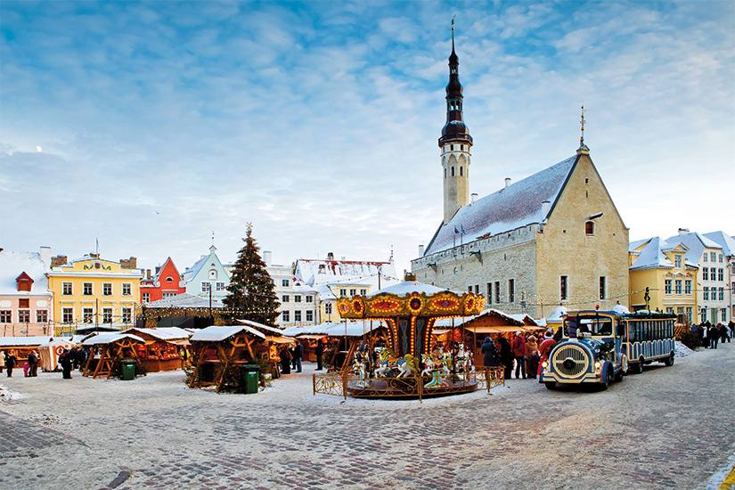 image Estonie Tallinn Marche de Noel 41 as_95507041