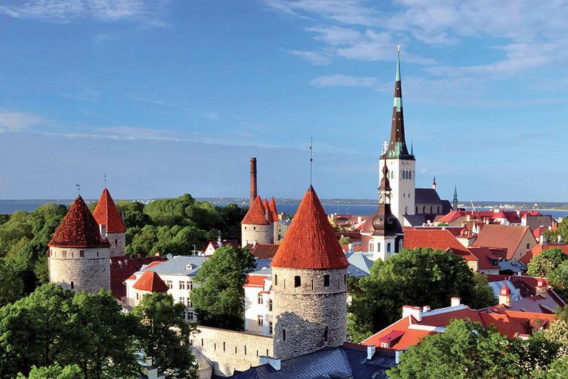 Danemark - Estonie - Finlande - Lettonie - Lituanie - Norvège - Pologne - Suède - Stockholm - Circuit Merveilles de la Baltique