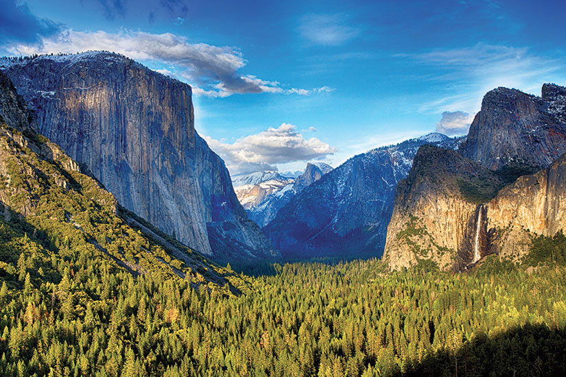 image Etats Unis Californie Parc national de Yosemite  it