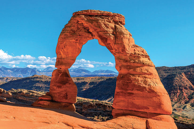 image Etats Unis Canyonland Mesa Arch  it