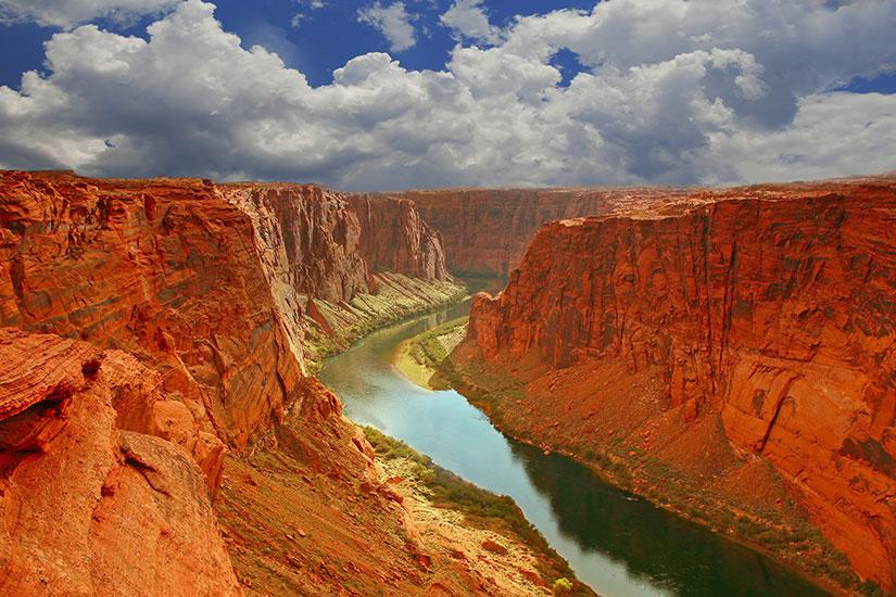 image Etats Unis Grand Canyon panorama  fo