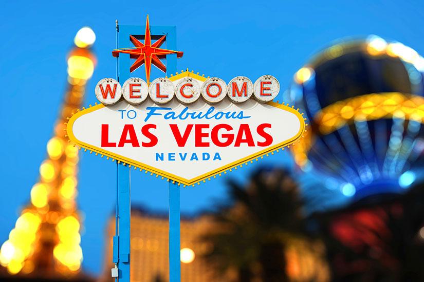 image Etats Unis Las Vegas Bienvenue signe  it