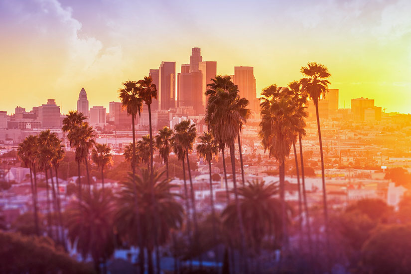 image Etats Unis Los Angeles Centre ville  it