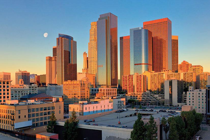 image Etats Unis Los Angeles panoramique  it