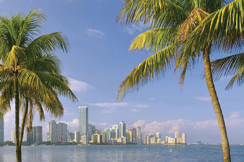 image Etats Unis Miami panoramique  it