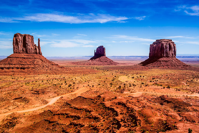 image Etats Unis Monument Valley  it
