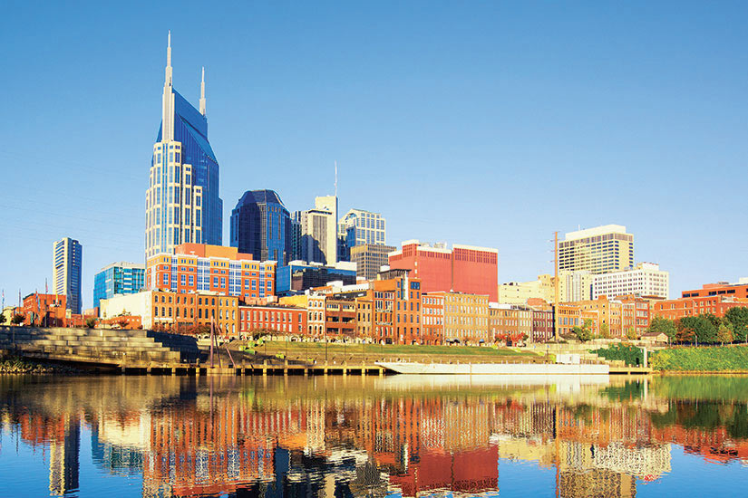 image Etats Unis Nashville panoramique  it