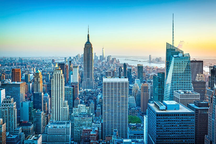 Etats-Unis - New York - Circuit New York, New York !