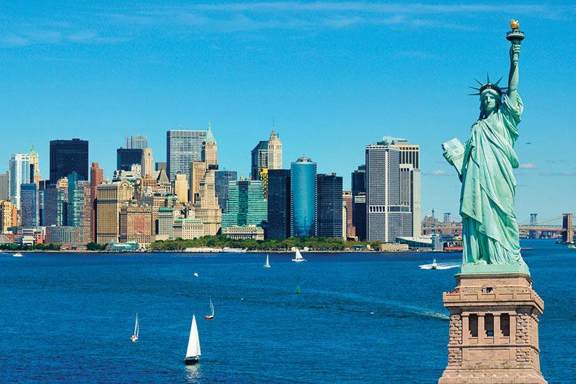 image Etats Unis New York Statue de la Liberte  fo