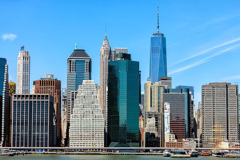image Etats Unis New York Wall Street  it