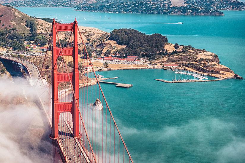 image Etats Unis San Francisco Golden Gate  it