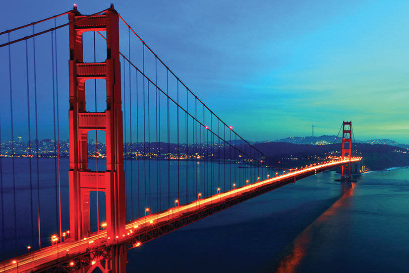 image Etats Unis San Francisco Pont Golden Gate  fo