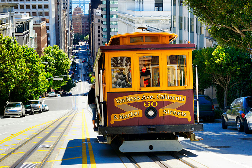 image Etats Unis San Francisco Telepherique  it