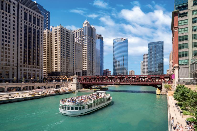 image Etats Unis chicago riviere 45 as_118210121