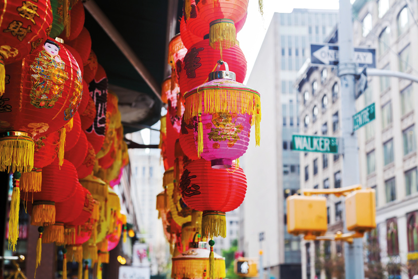 image Etats Unis new york chinatown 97 fo_95260553
