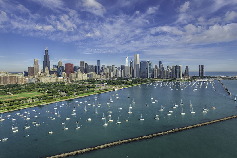 image Etats unis chicago  it