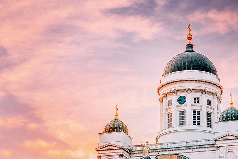 image Finalnde Helsinki Cathedrale au coucher du soleil 74 it 636412458