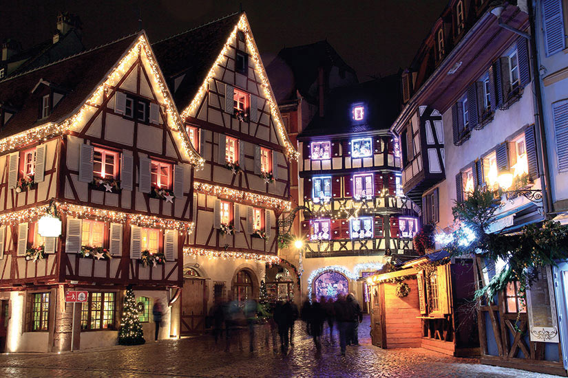 image France Alsace Colmar au Noel  it