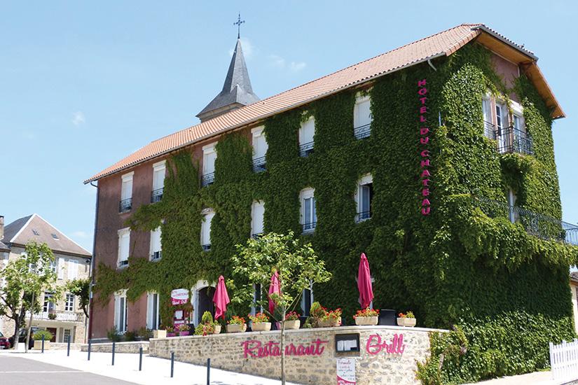 image France Alvignac Hotel du Chateau 2