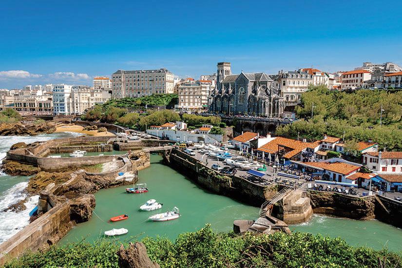 image France Biarritz Eglise et tonnelle  fo