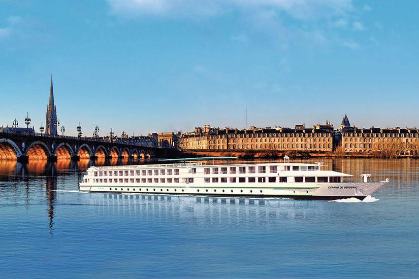 image France Bordeaux Bateau Cyrano de Bergerac