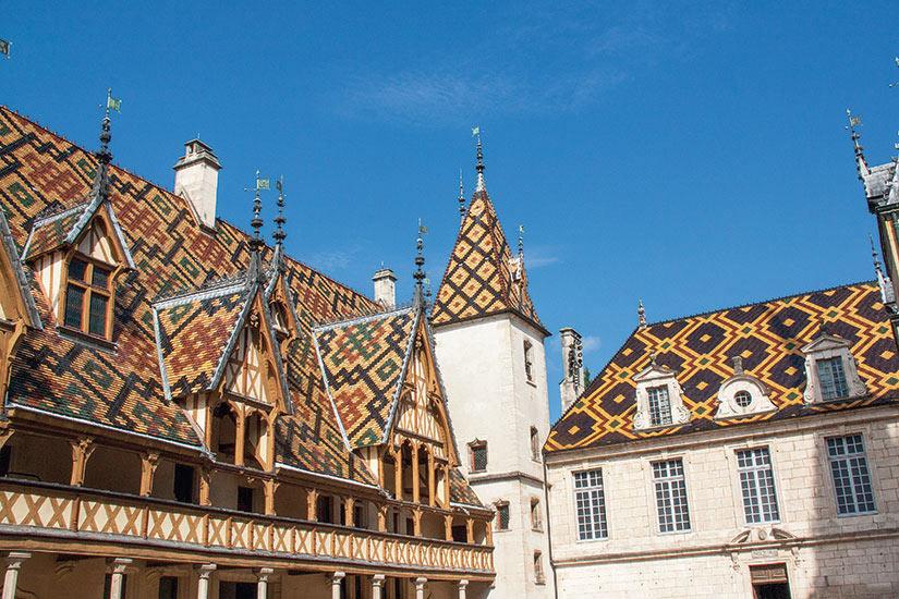 image France Bourgogne Cote d or Hospices De Beaune  fo