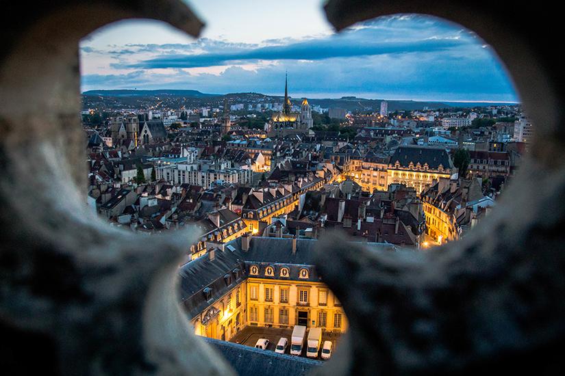 image France Bourgogne Dijon Vue depuis Palais des Ducs 37 as_183795025