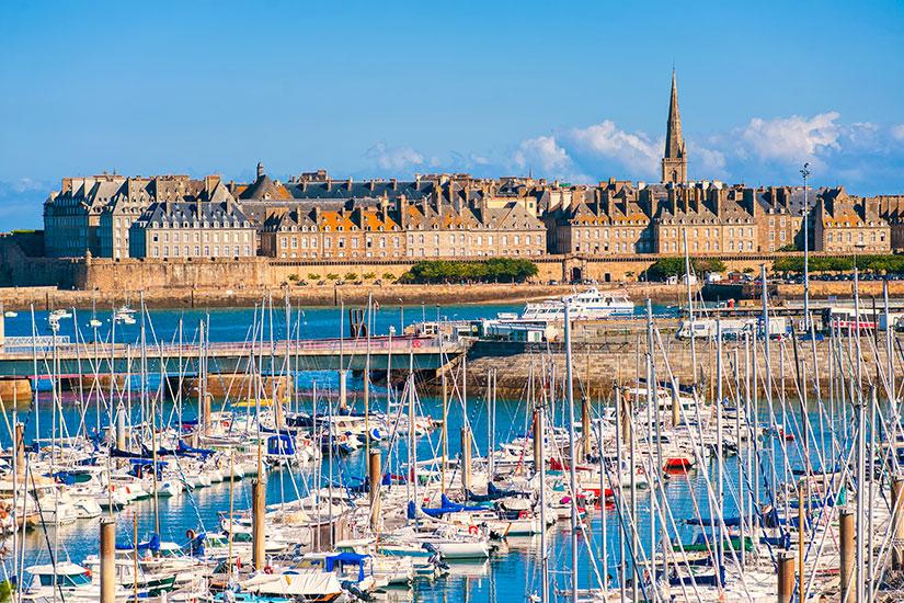 image France Bretagne Saint Malo  fo