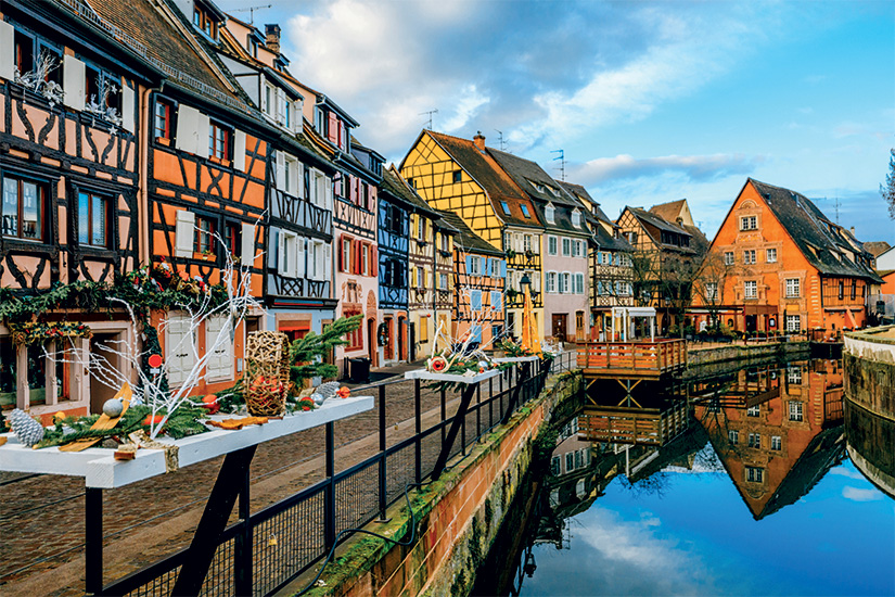 image France Colmar maisons colorees 70 it 665402094