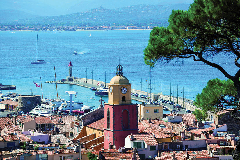 image France Cote Azur Saint Tropez Eglise  it