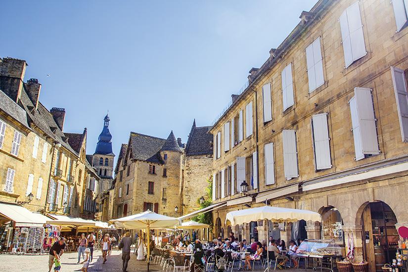 image France Dordogne Sarlat as_229726346