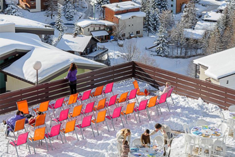 image France Les 2 Alpes 1800 Villages Clubs du Soleil 07