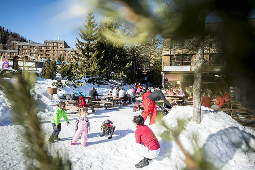 image France Les Karellis Villages Clubs du Soleil 06