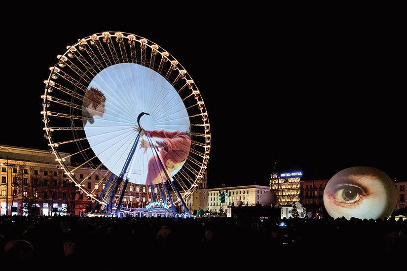image France Lyon Bellecour