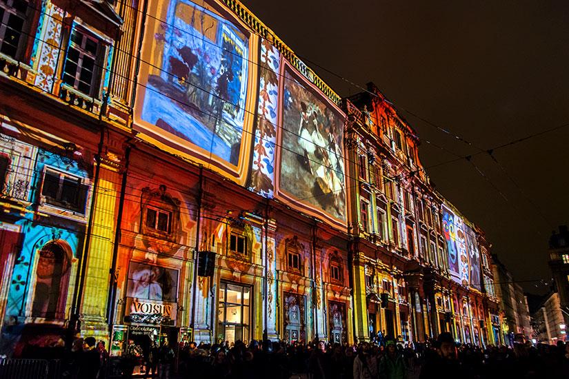 image France Lyon Festival Lumieres  it