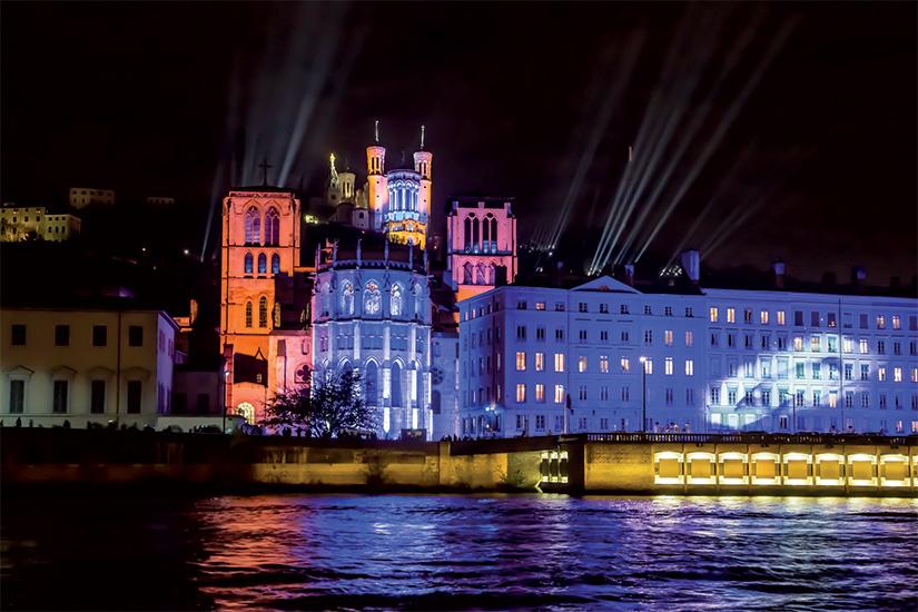image France Lyon Fourviere Fete des lumieres 08 as_184714259