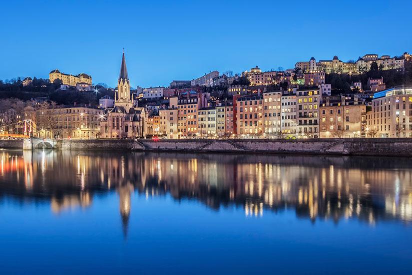 image France Lyon Riviere Saone  it