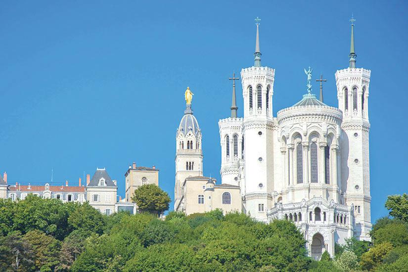 image France Lyon basilique de la Fourvire  fo