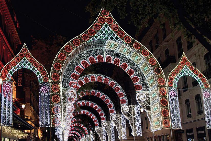 image France Lyon fete des lumieres  fo