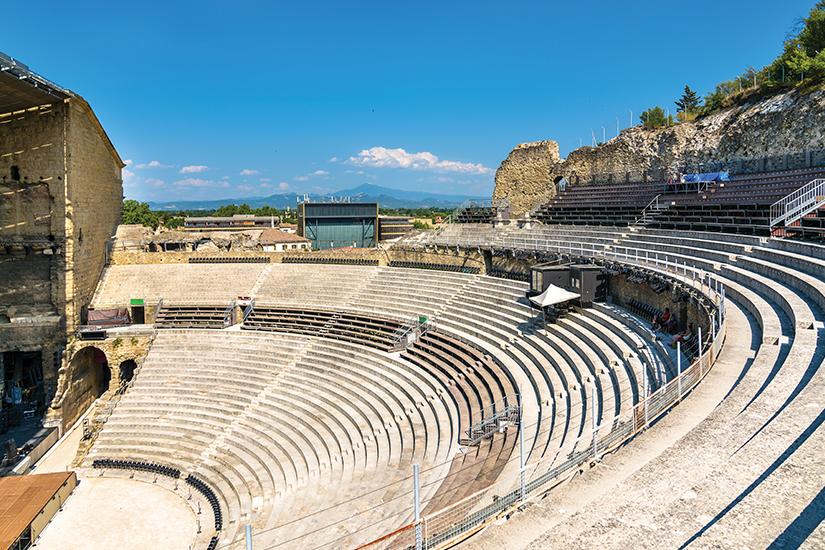 image France Orange Theatre Romain Antique 44 as_229593354