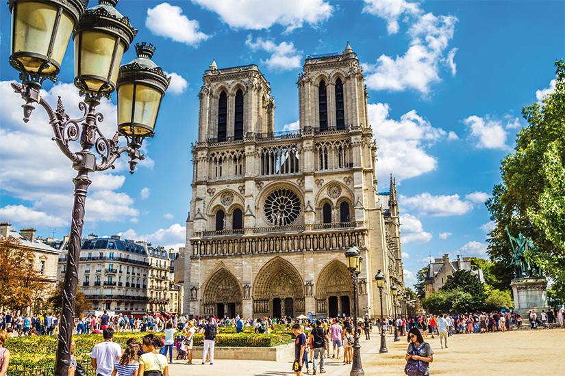image France Paris Notre Dame