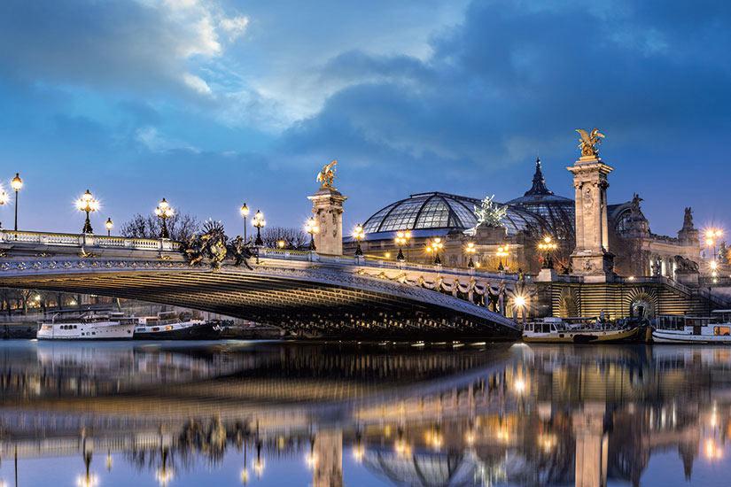 image France Paris Pont Alexandre   fo