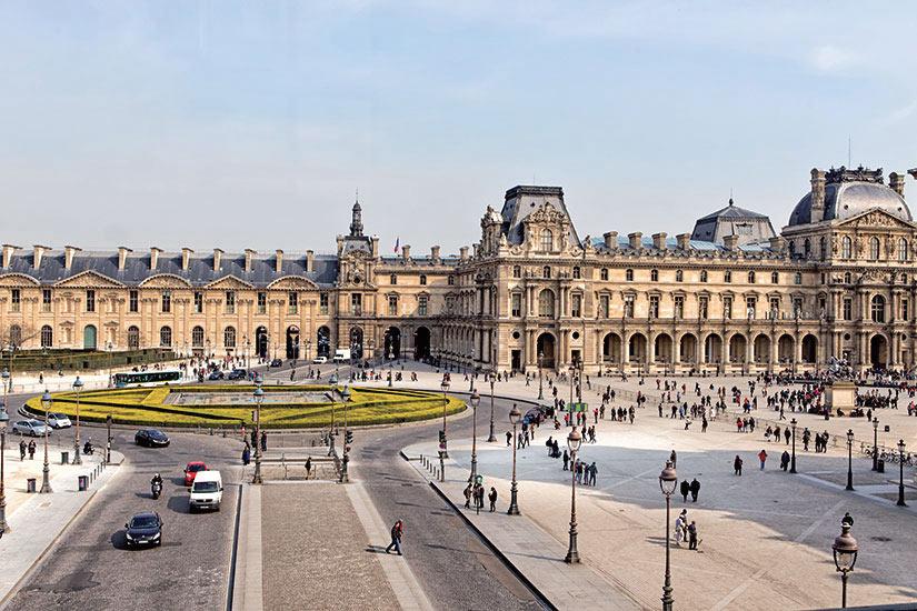image France Paris musee Louvre  fo