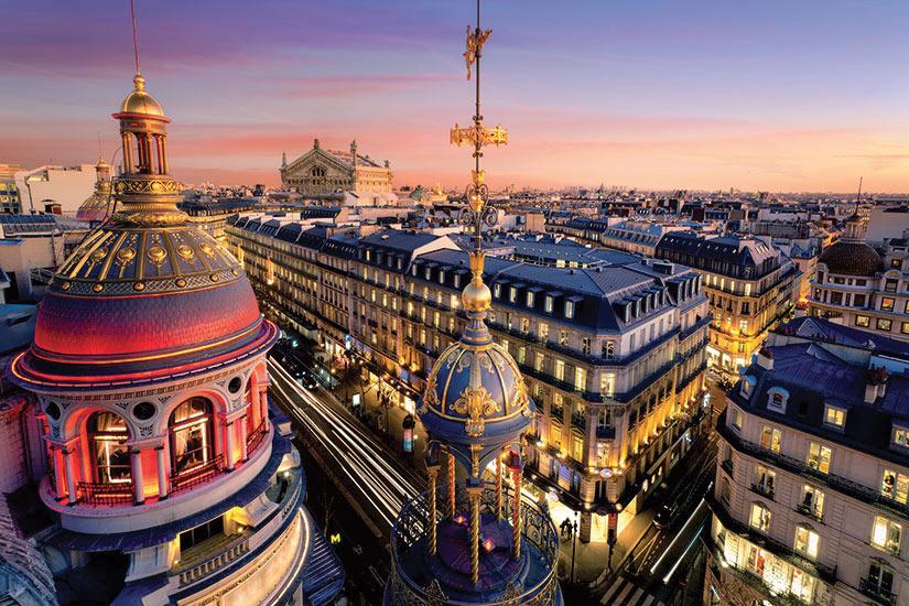 image France Paris vue aerienne  fo