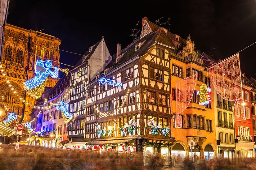 image France Strasbourg Marche Noel  it