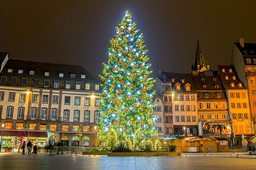image France Strasbourg Marche noel  fo