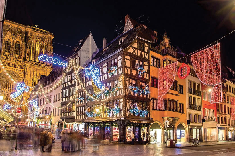 image France Strasbourg Noel  it