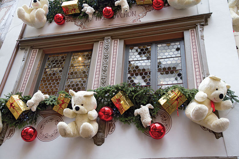 image France Strasbourg Noel decorations  fo