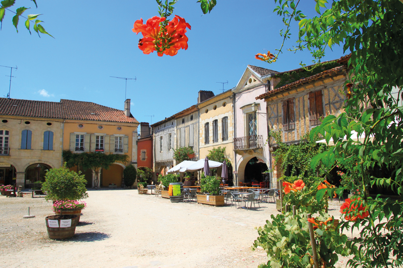 image France bastide armagnac landes place as 37_78125608