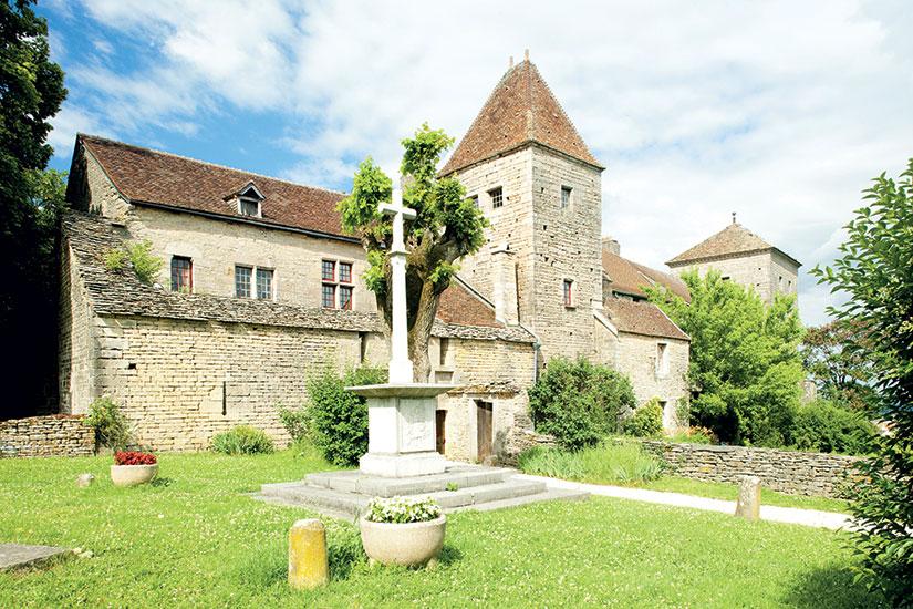 image France chateau du clos vougeot fo